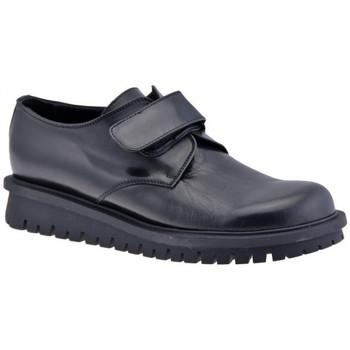 Schuhe Damen Sneaker High Dockmasters Lässige Klettverschluss sneakers Schwarz