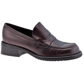 Schuhe Damen Slipper Dockmasters T.20 mokassin halbschuhe Multicolor