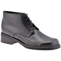 Schuhe Damen Boots Dockmasters Glatte Knöchel bergschuhe Grau