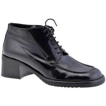 Schuhe Damen Richelieu Dockmasters 40 Heel Lässige richelieu Schwarz
