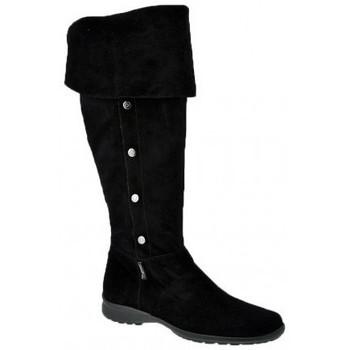 Schuhe Damen Klassische Stiefel Byblos Blu Knie stiefel Schwarz