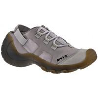 Schuhe Damen Sneaker Low Onyx Hoot turnschuhe Weiss