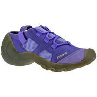 Schuhe Damen Sneaker Low Onyx Hoot turnschuhe Violett