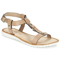 Schuhe Damen Sandalen / Sandaletten Balsamik MONDI Beige