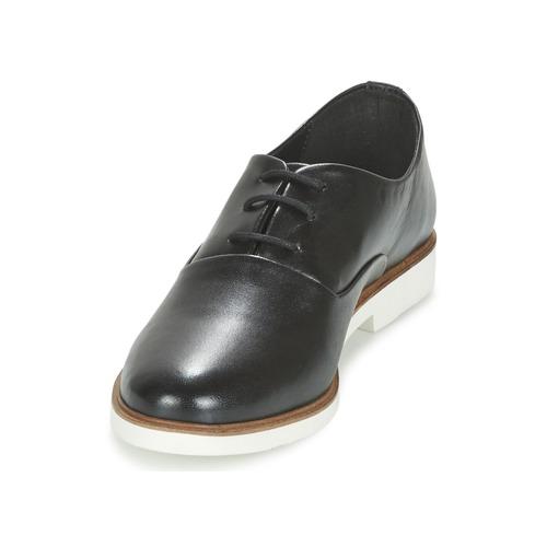 Balsamik  LARGO Schwarz  Balsamik Schuhe Derby-Schuhe Damen 45 b3b6a8