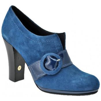 Schuhe Damen Pumps Impronte Pumps100hoeheAbsatzhoeheAbsatzhoeheAbsatz hoehe Absatz Blau