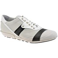 Schuhe Herren Sneaker Low OXS GoreLässigeturnschuhe Weiss
