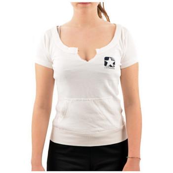 Kleidung Damen T-Shirts Converse Corta t-shirt