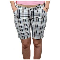 Kleidung Damen Shorts / Bermudas Converse Bermuda Righe shorts