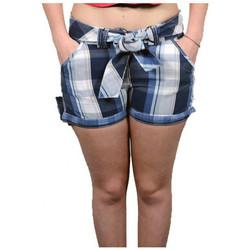 Kleidung Damen Shorts / Bermudas Converse Short Scacchi shorts