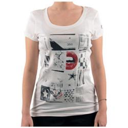 Kleidung Damen T-Shirts Converse Paillettes t-shirt