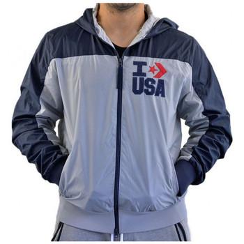 Kleidung Herren Jacken Converse Windstopper winterjacken Grau
