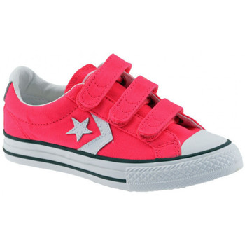 Schuhe Kinder Sneaker Low Converse Star Player Kid V turnschuhe Rose