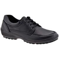 Schuhe Damen Slipper Alisport LässigeComfortsneakers Schwarz