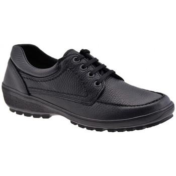 Schuhe Damen Slipper Alisport Lässige Comfort sneakers Schwarz