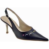 Schuhe Damen Pantoletten / Clogs Onde Piane 80 Punta Heel Strass Fashion Show sabot