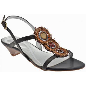 Schuhe Damen Sandalen / Sandaletten Keys 30 Ethnische Ferse sandale