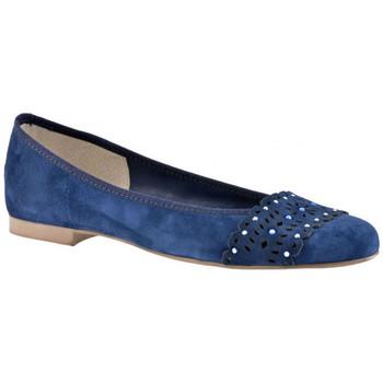 Schuhe Damen Ballerinas Keys Laser ballet ballerinas