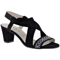 Schuhe Damen Sandalen / Sandaletten Keys Bandagen Tubular Heel 60 sandale