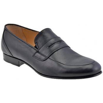 Schuhe Herren Richelieu Nero Giardini Flexible Slip On Lässige richelieu