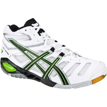 Schuhe Herren Multisportschuhe Asics Gel Sensei 4 MT Weiß, Grau, Grün