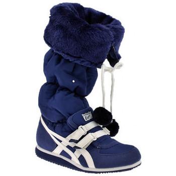 Schuhe Kinder Schneestiefel Onitsuka Tiger SnowHeaven72PSschneestiefel Blau