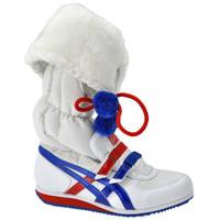 Schuhe Kinder Klassische Stiefel Onitsuka Tiger Schnee-Himmelstiefel Weiss