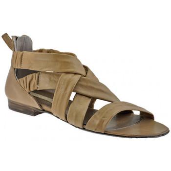 Schuhe Damen Sandalen / Sandaletten Progetto Sklavesandale Grau