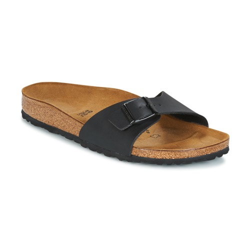 Birkenstock MADRID Schwarz  Schuhe Pantoffel Damen 59,99