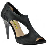 Schuhe Damen Pumps Lea Foscati Heel 110 hoehe Absatz