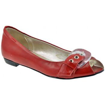 Schuhe Damen Ballerinas Lea Foscati Gun Buckle ballet ballerinas
