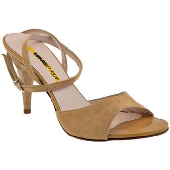 Schuhe Damen Pumps Lea Foscati Slave Heel 80 hoehe Absatz