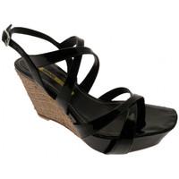Schuhe Damen Sandalen / Sandaletten Lea Foscati Keil 110 sandale