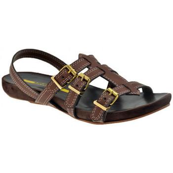Lea Foscati Sandalen 3 Straps sandale