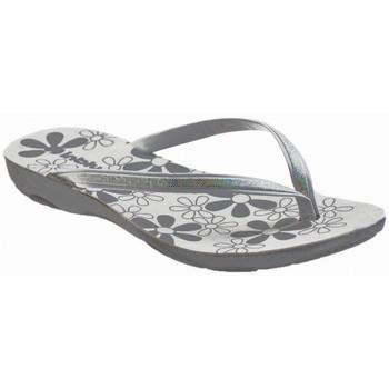 Schuhe Damen Zehensandalen Inblu SY19 Klassische Glitter flip flop zehentrenner