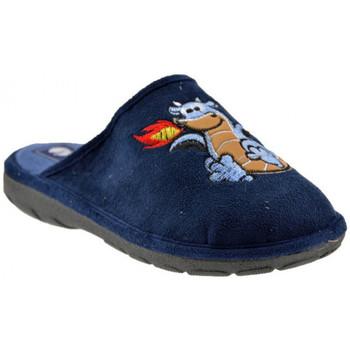 Schuhe Kinder Pantoffel Inblu Drachen pantoletten hausschuhe