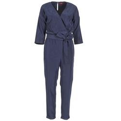 Kleidung Damen Overalls / Latzhosen S.Oliver WIGOU Marine