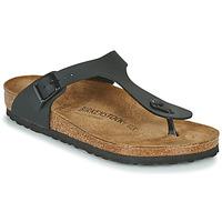 Schuhe Sandalen / Sandaletten Birkenstock GIZEH Schwarz