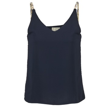 Kleidung Damen Tops / Blusen Betty London EVOUSA Marine