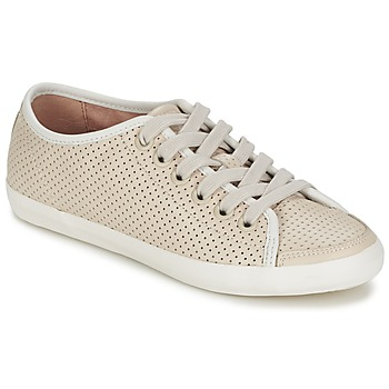 Schuhe Damen Sneaker Low Camper MOTEL Beige