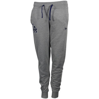 Kleidung Herren Jogginghosen New Era MLB Los Angeles Dodgers pant Grau