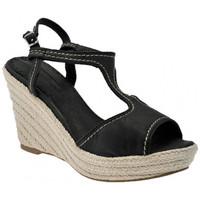 Schuhe Damen Sandalen / Sandaletten Donna Loka Der Keil 80 sandale