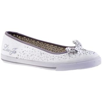 Schuhe Damen Ballerinas Liu Jo Bow Strass ballet ballerinas