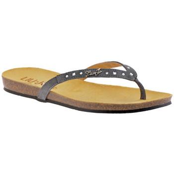 Schuhe Damen Zehensandalen Liu Jo Anatomisch flip flop zehentrenner