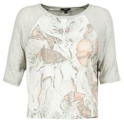 Kleidung Damen T-Shirts Mexx EXOTI Grau