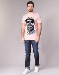 Kleidung Herren Slim Fit Jeans Jack & Jones CLARK JEANS INTELLIGENCE Blau