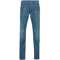 Kleidung Herren Slim Fit Jeans Jack & Jones GLENN JEANS INTELLIGENCE Marine