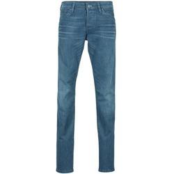 Kleidung Herren Slim Fit Jeans Jack & Jones GLENN JEANS INTELLIGENCE Marine
