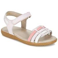 Schuhe Mädchen Sandalen / Sandaletten Kickers VELOZ Rose