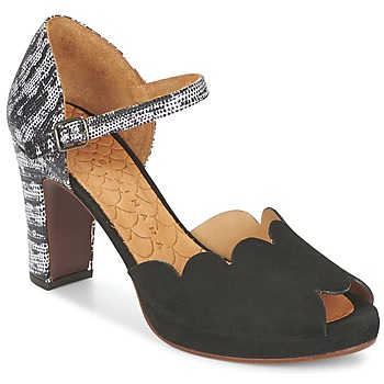 Schuhe Damen Sandalen / Sandaletten Chie Mihara NADILA Schwarz